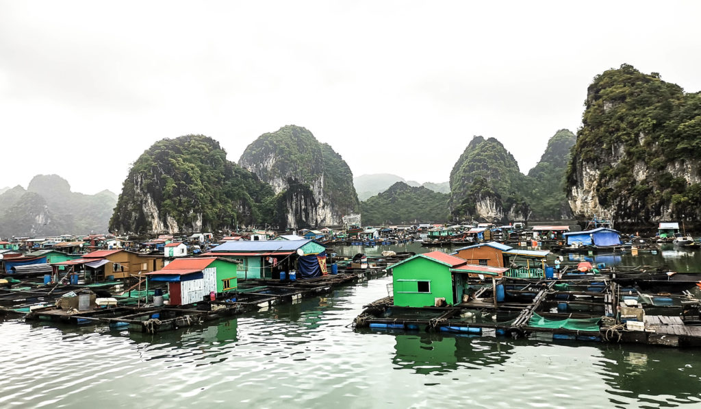 Cheap Ha Long Bay trip