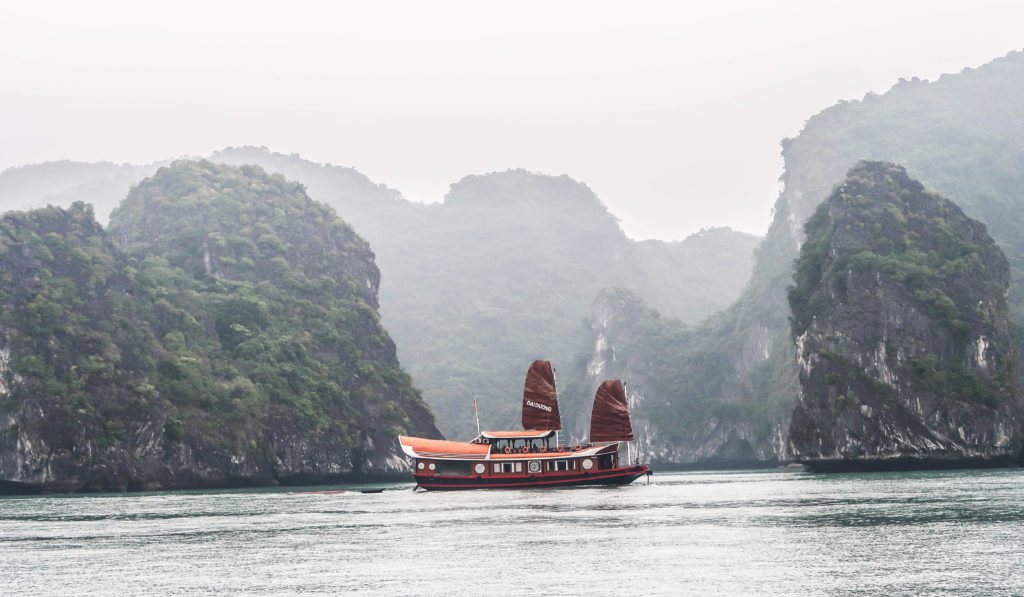 trip to Ha Long Bay