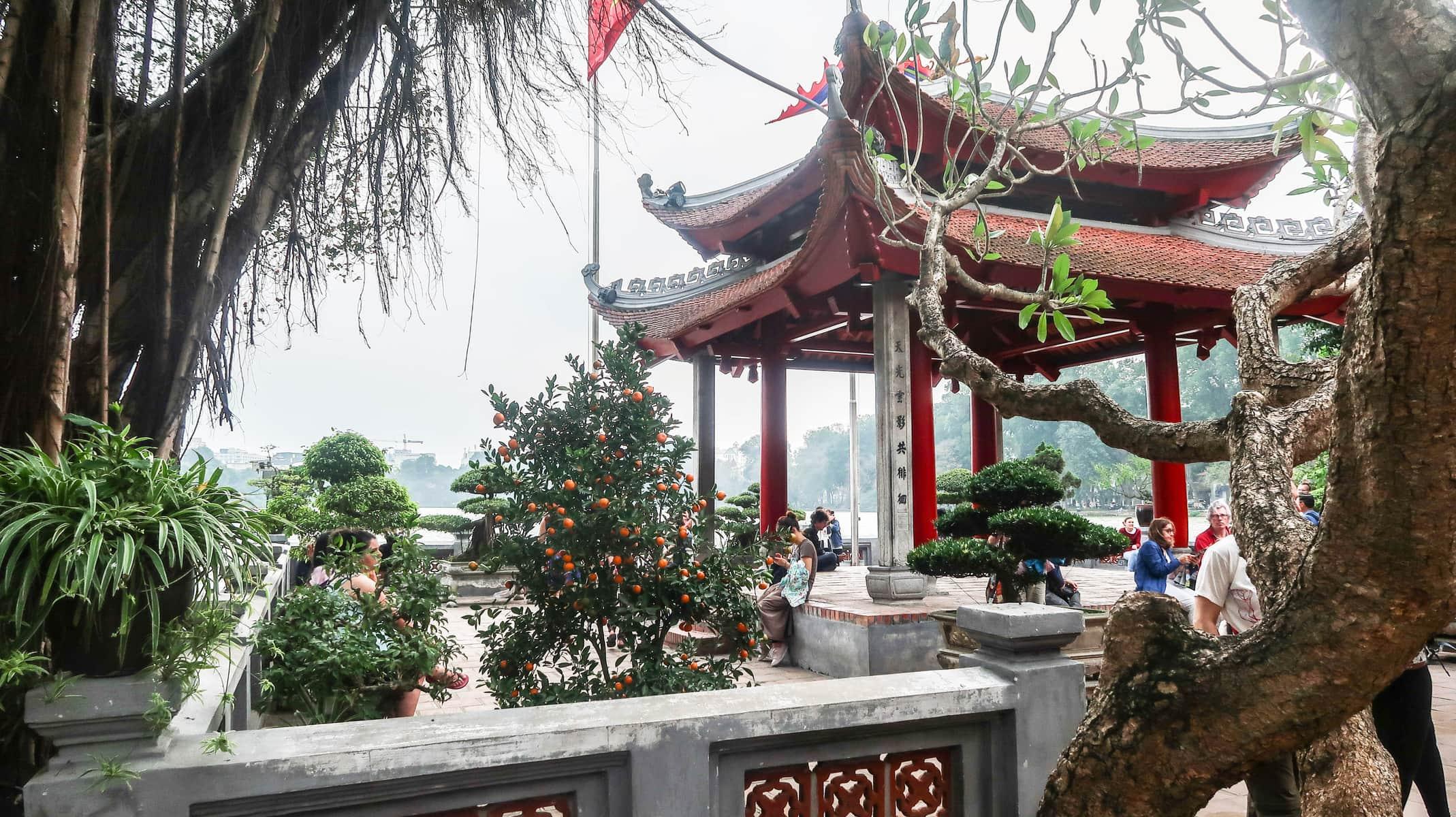 świątynia ngoc son 2