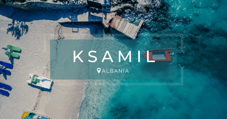 ksamil holidays in albania