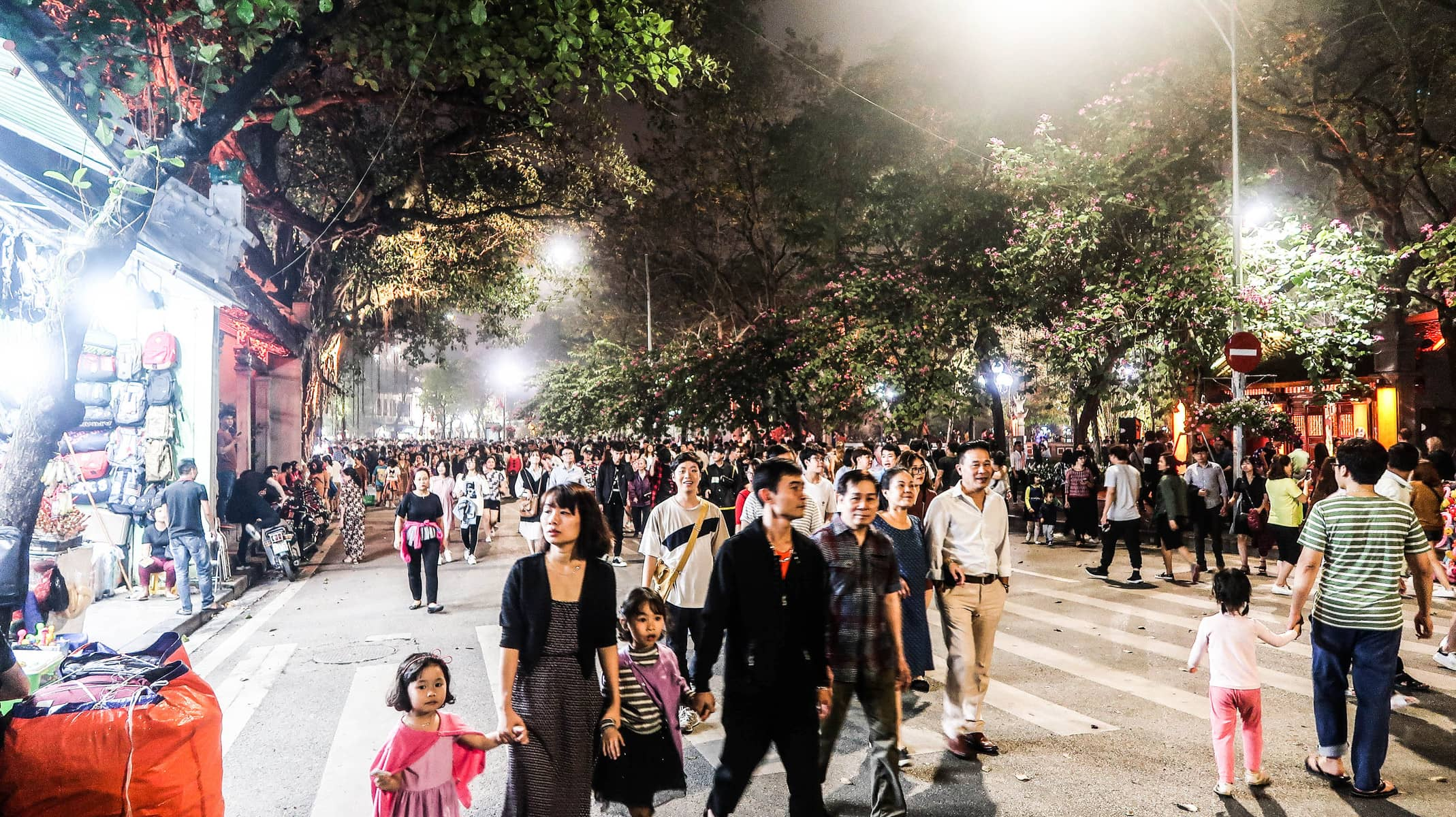 hanoi city center