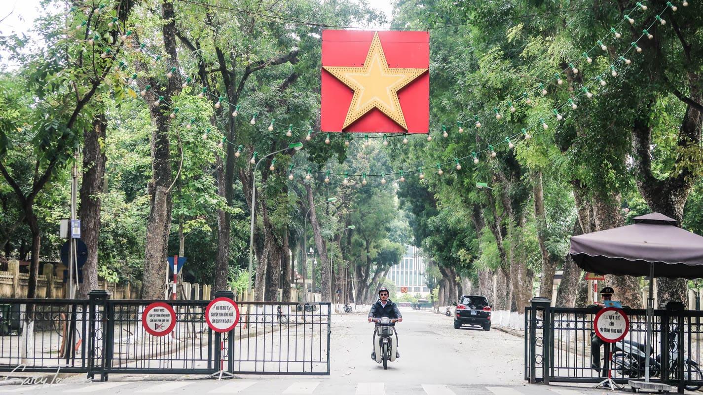 Zwiedzanie Hanoi