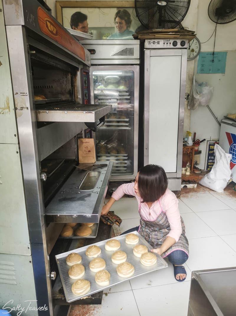 Jedzenie Hanoi, King Roti