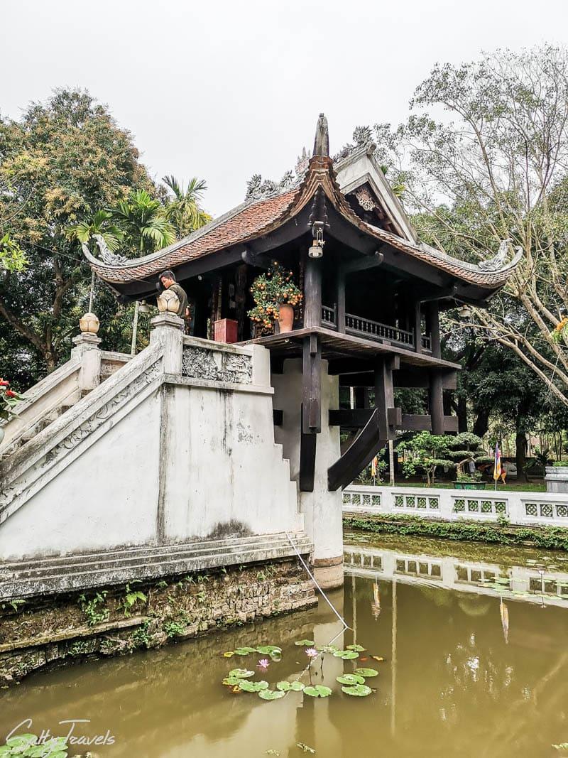 Pagoda na jednej kolumnie, Hanoi