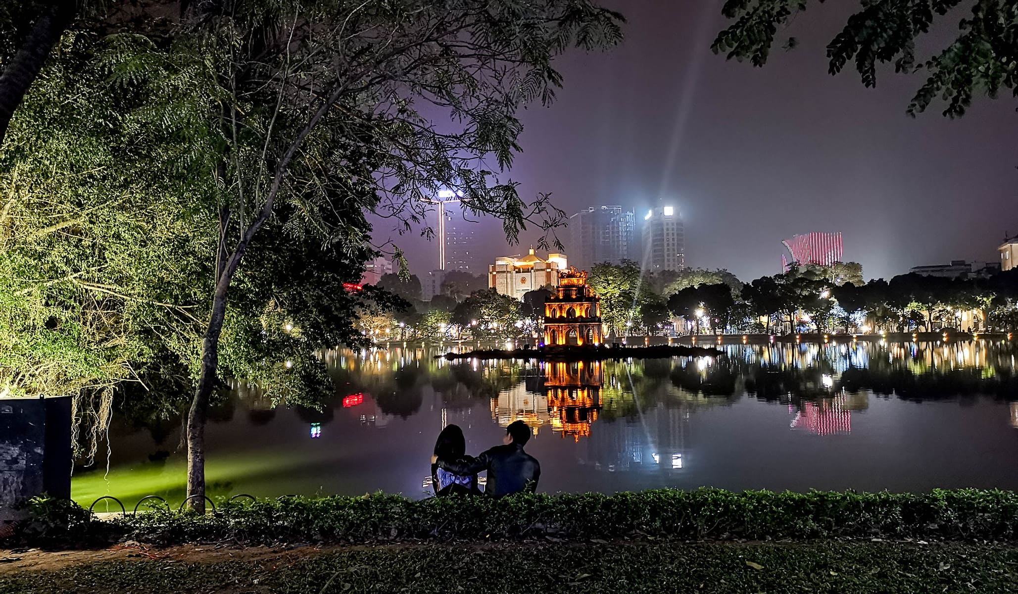 attraction hanoi