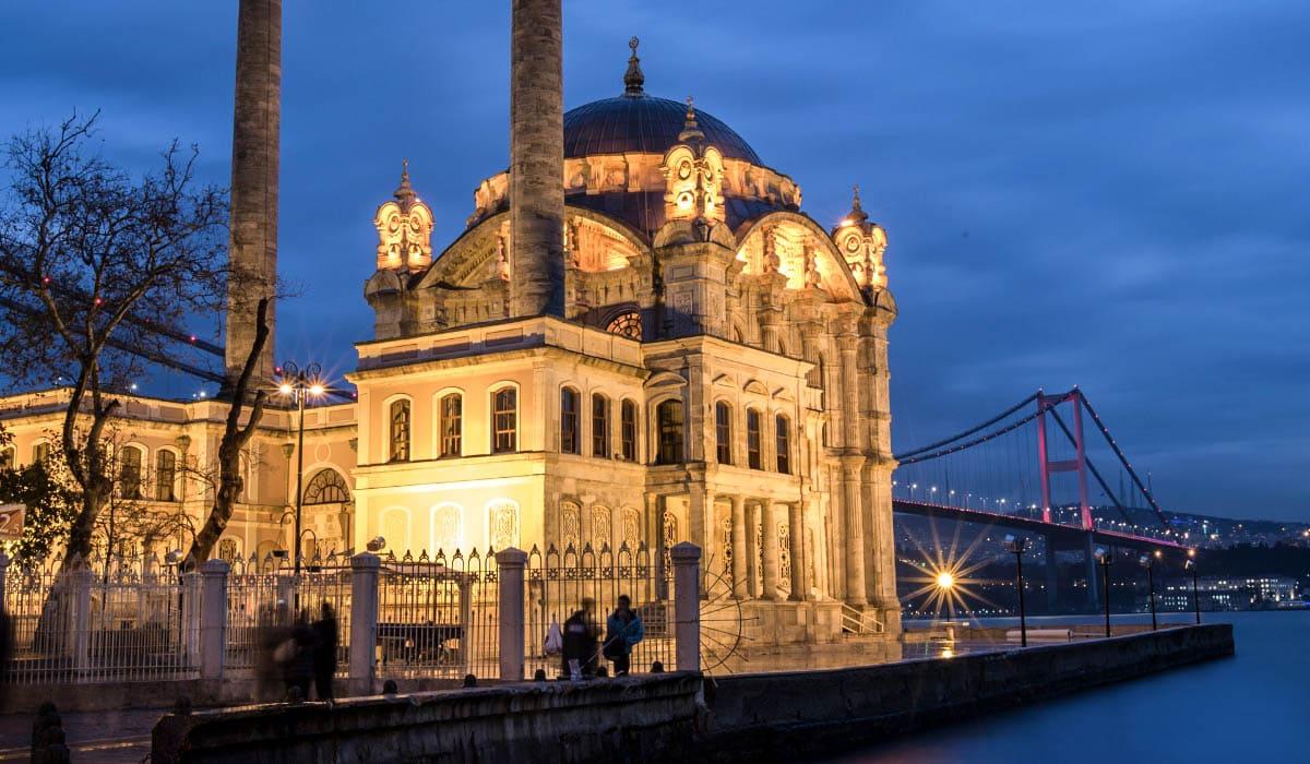 meczet Ortakoy