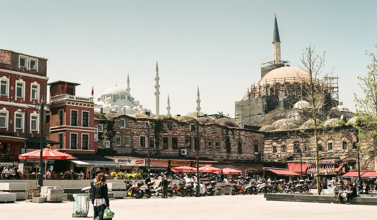 grand bazaar stambuł