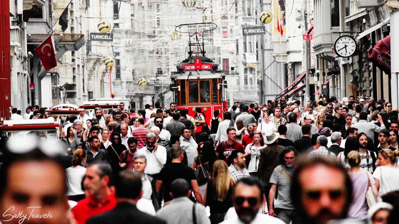 Oszuści w Stambule, Turcja, Salty Travels