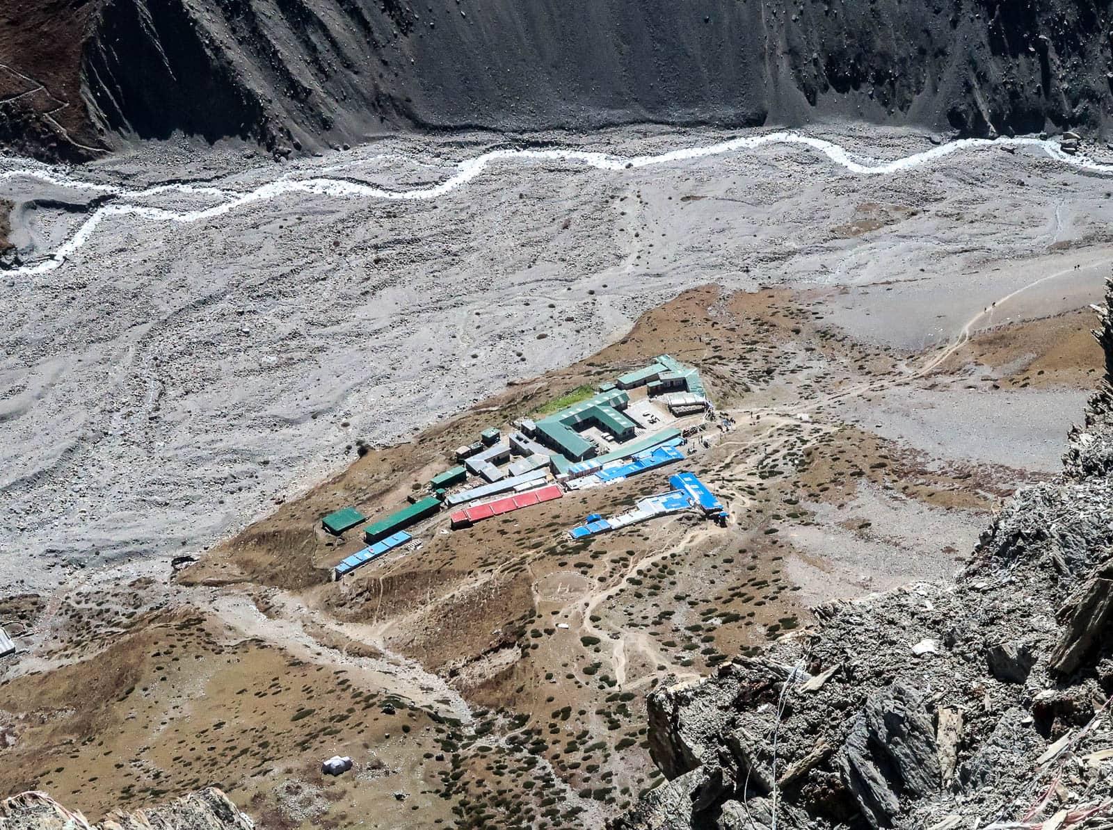 Thorong Phedi Nepal