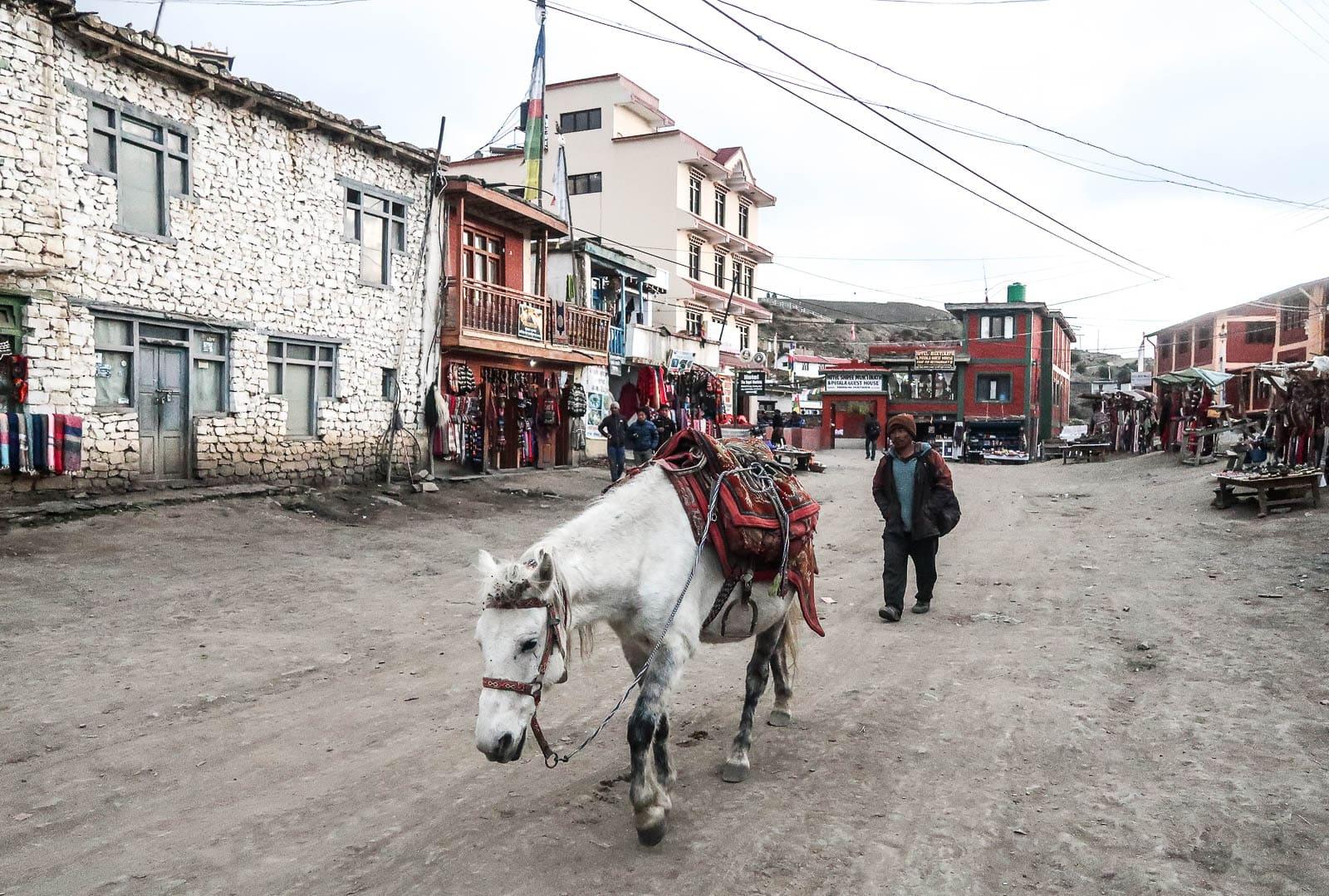 Ranipauwa Annapurna Circuit
