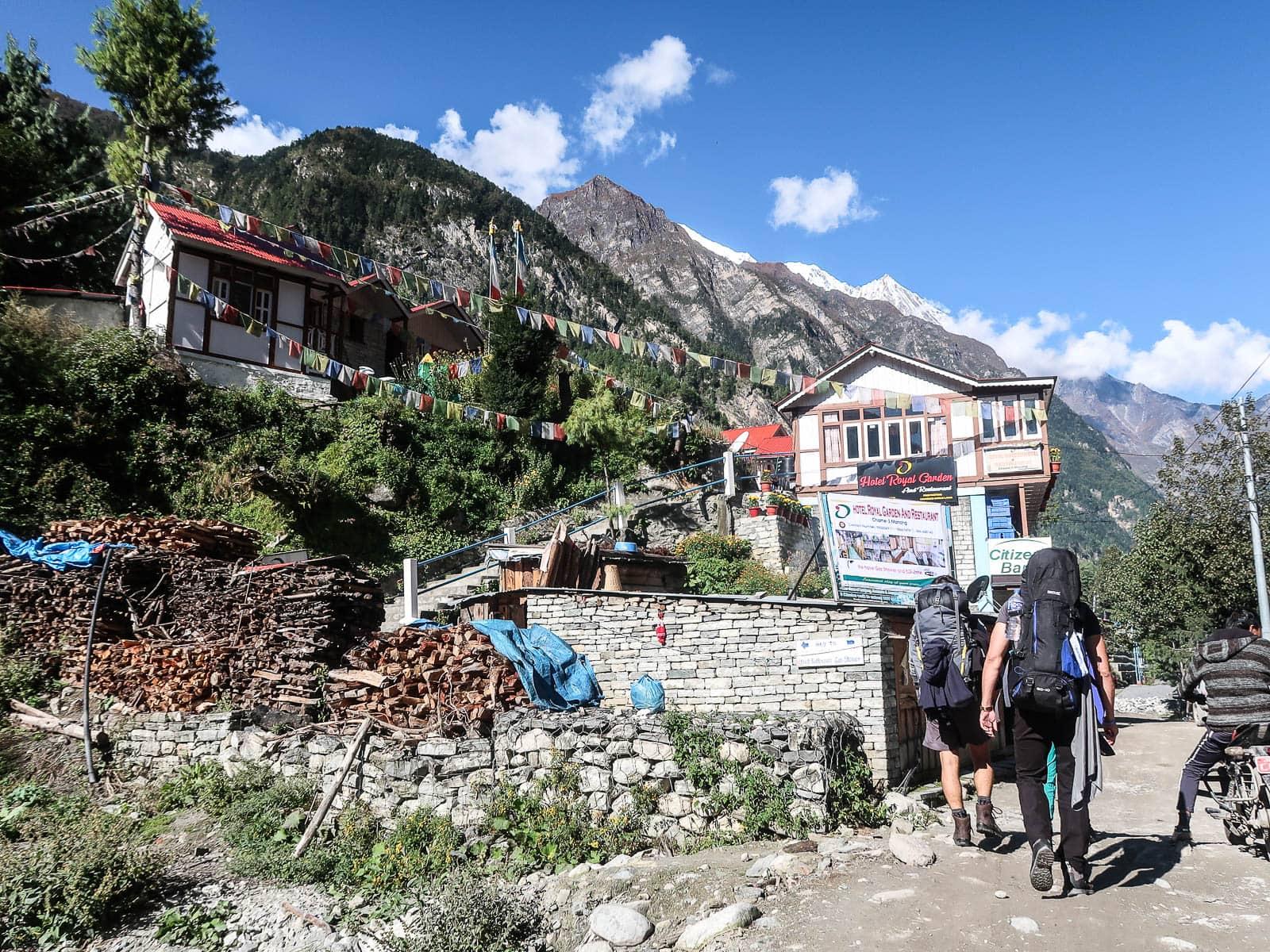 Annapurna Curcuit w 10 dni