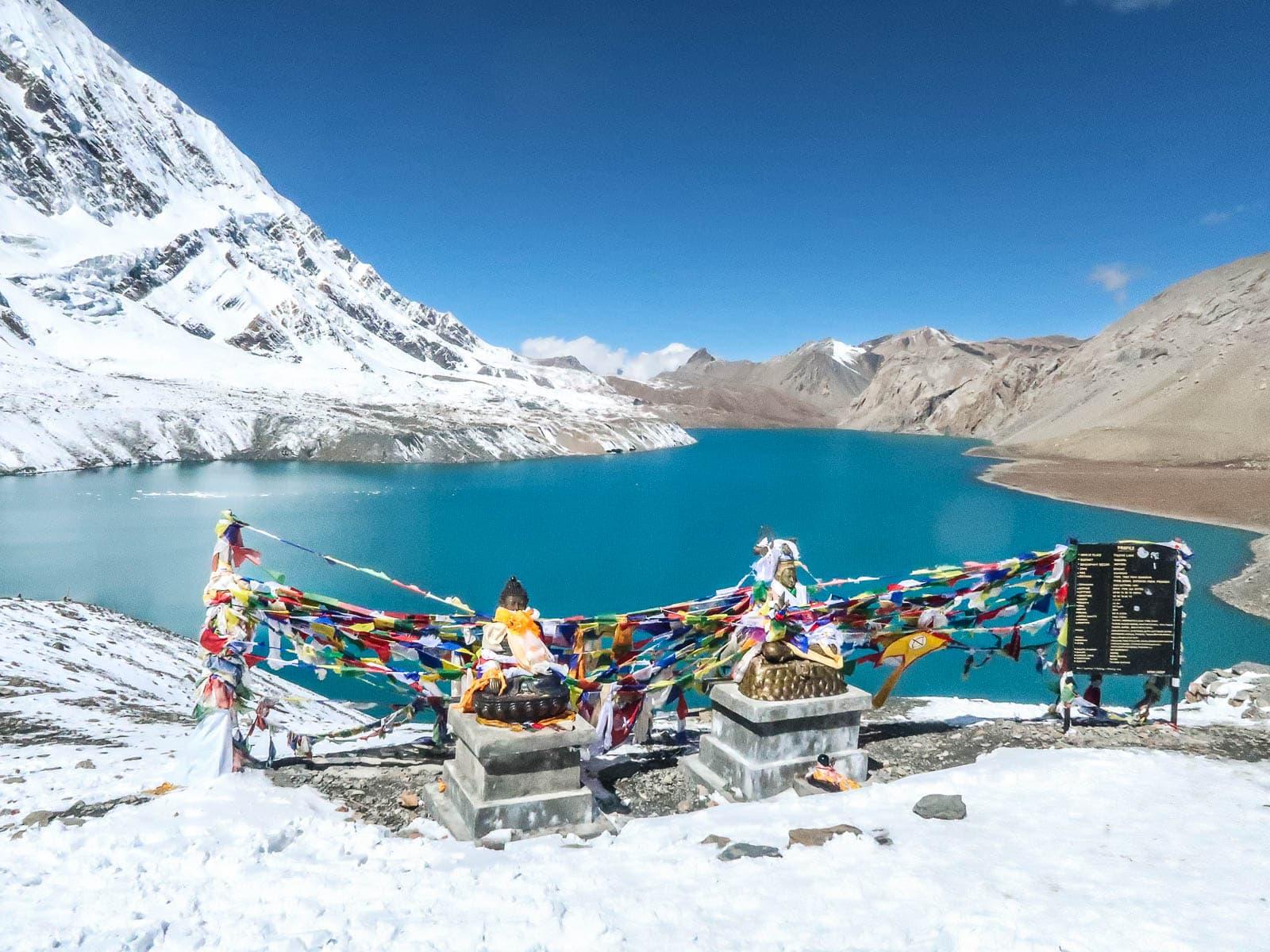 Tilicho Lake Annapurna Circuit