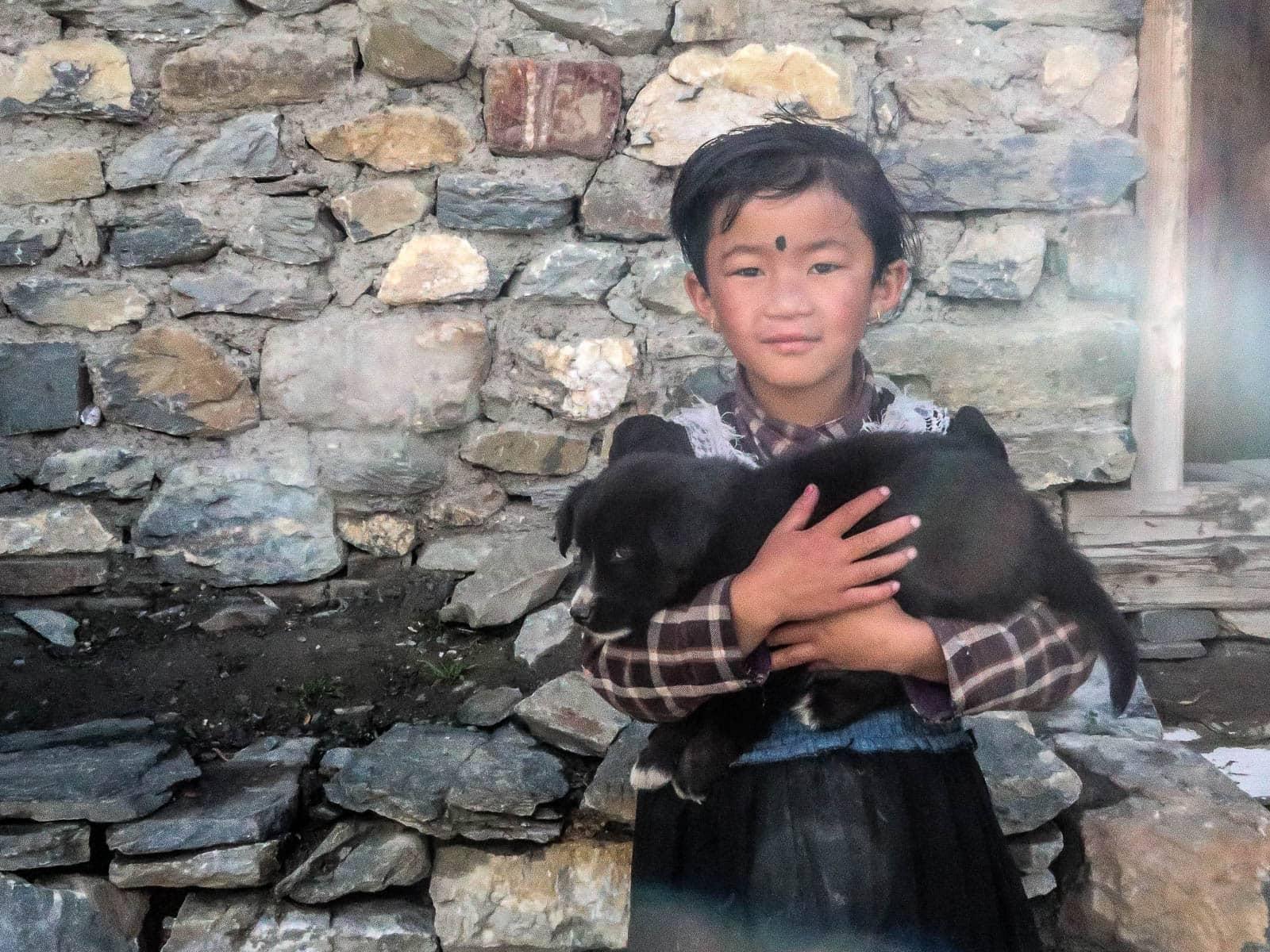 Khangsar Nepal