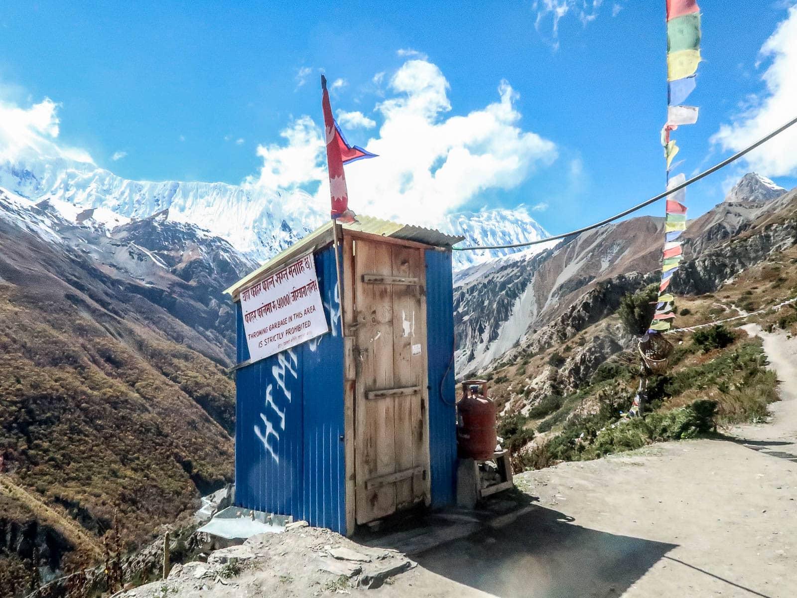 Zaśmiecanie Himalajów