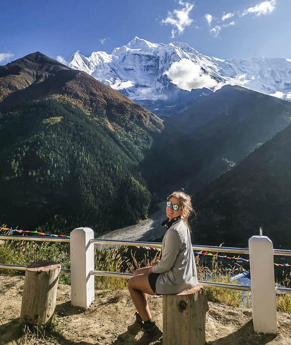 Ciekawostki o Annapurna Circuit - Annapurna II