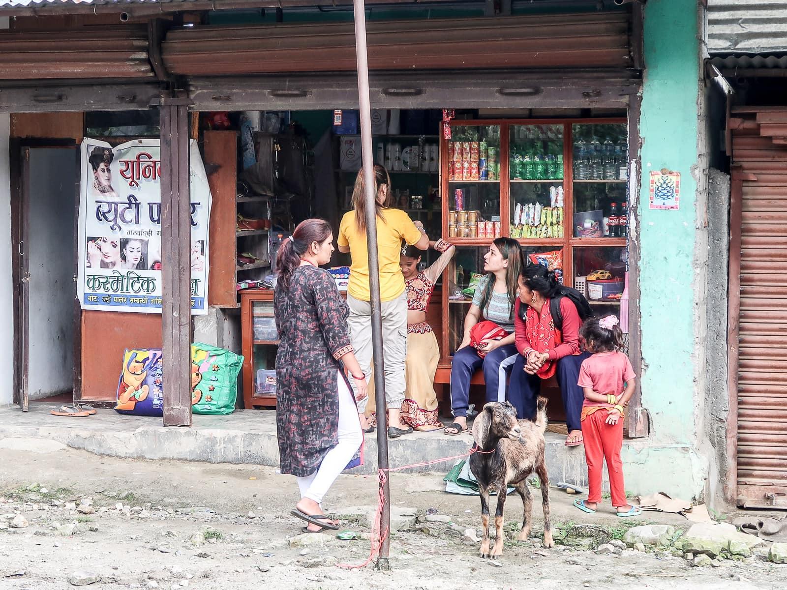 Ciekawostki o Annapurna Circuit - Koza na Dashain