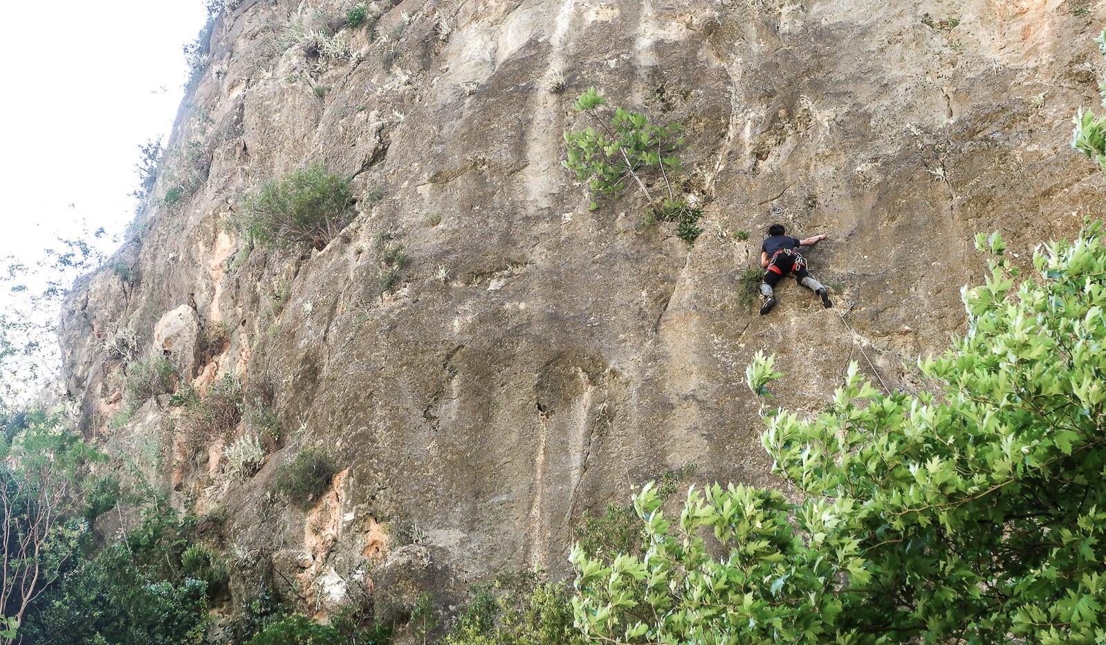 Kanion Gjipe, Albania