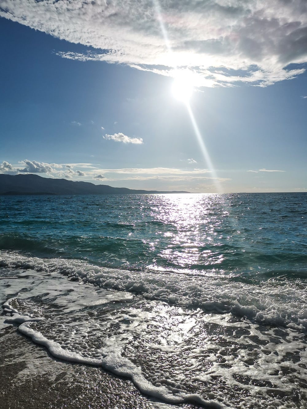 Mirrors' Beach, Albania