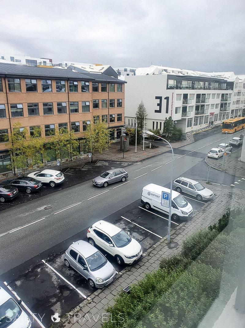 izolacja na islandii hotel