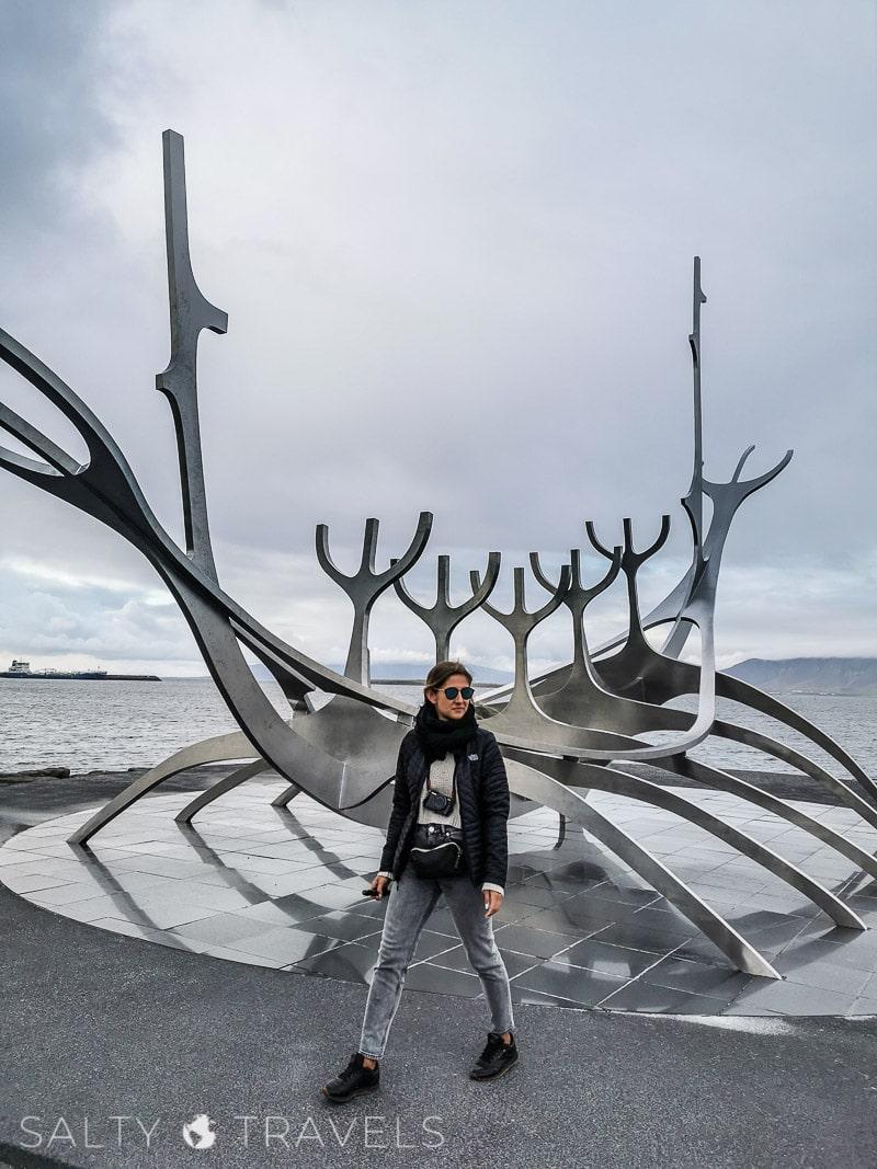 zwiedzanie Reykjaviku - Sun Voyager