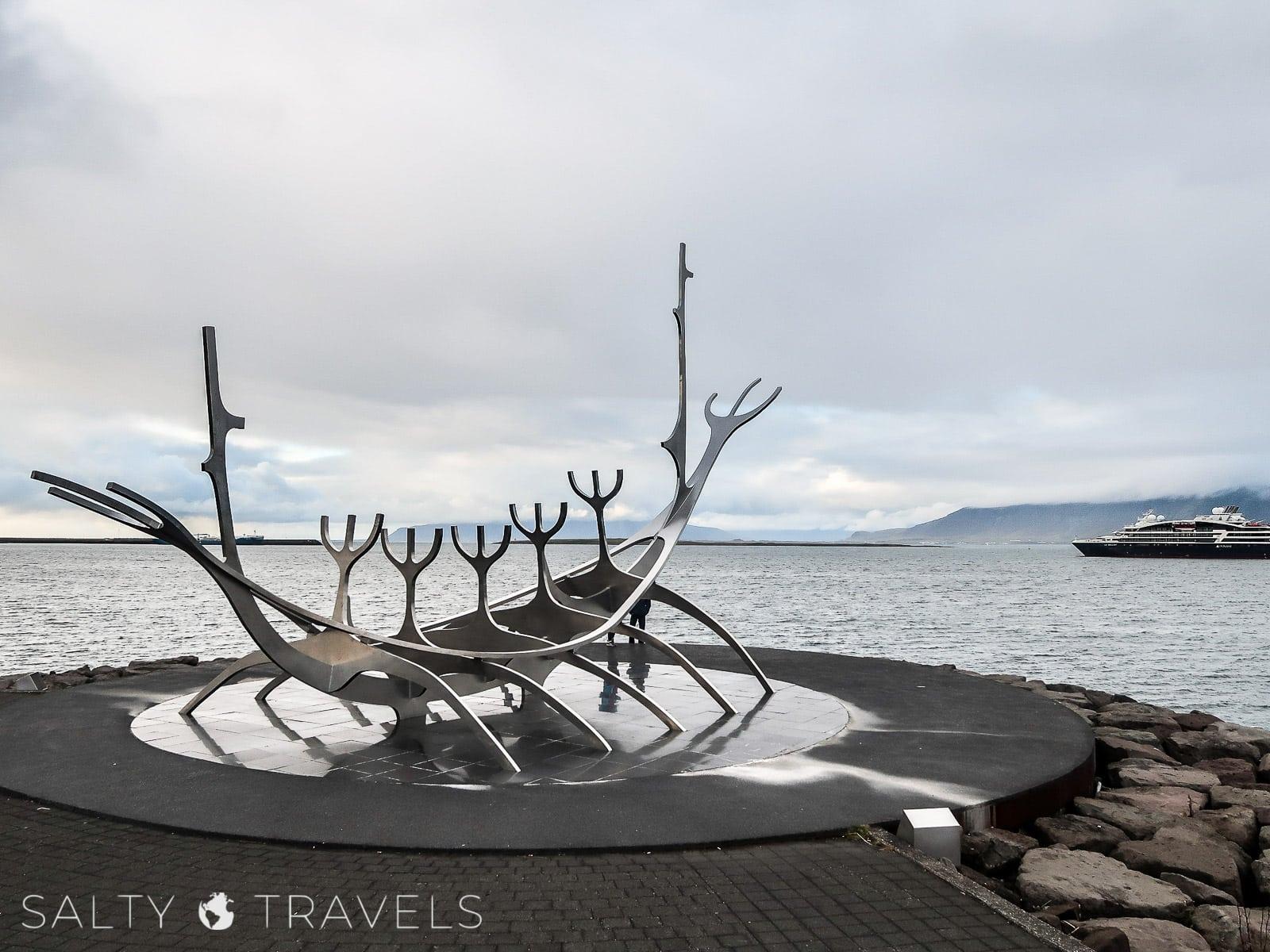 kwarantanna w Reykjaviku - Sun Voyager