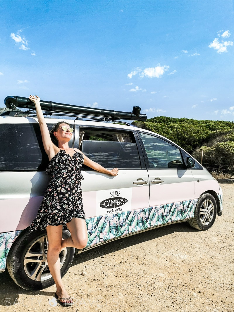 kampery Surfcampers - Hiszpania