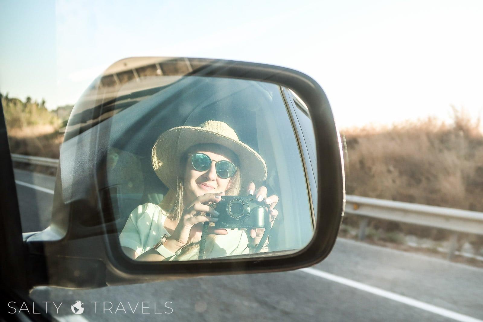 salty.travels - Hiszpania kamperem