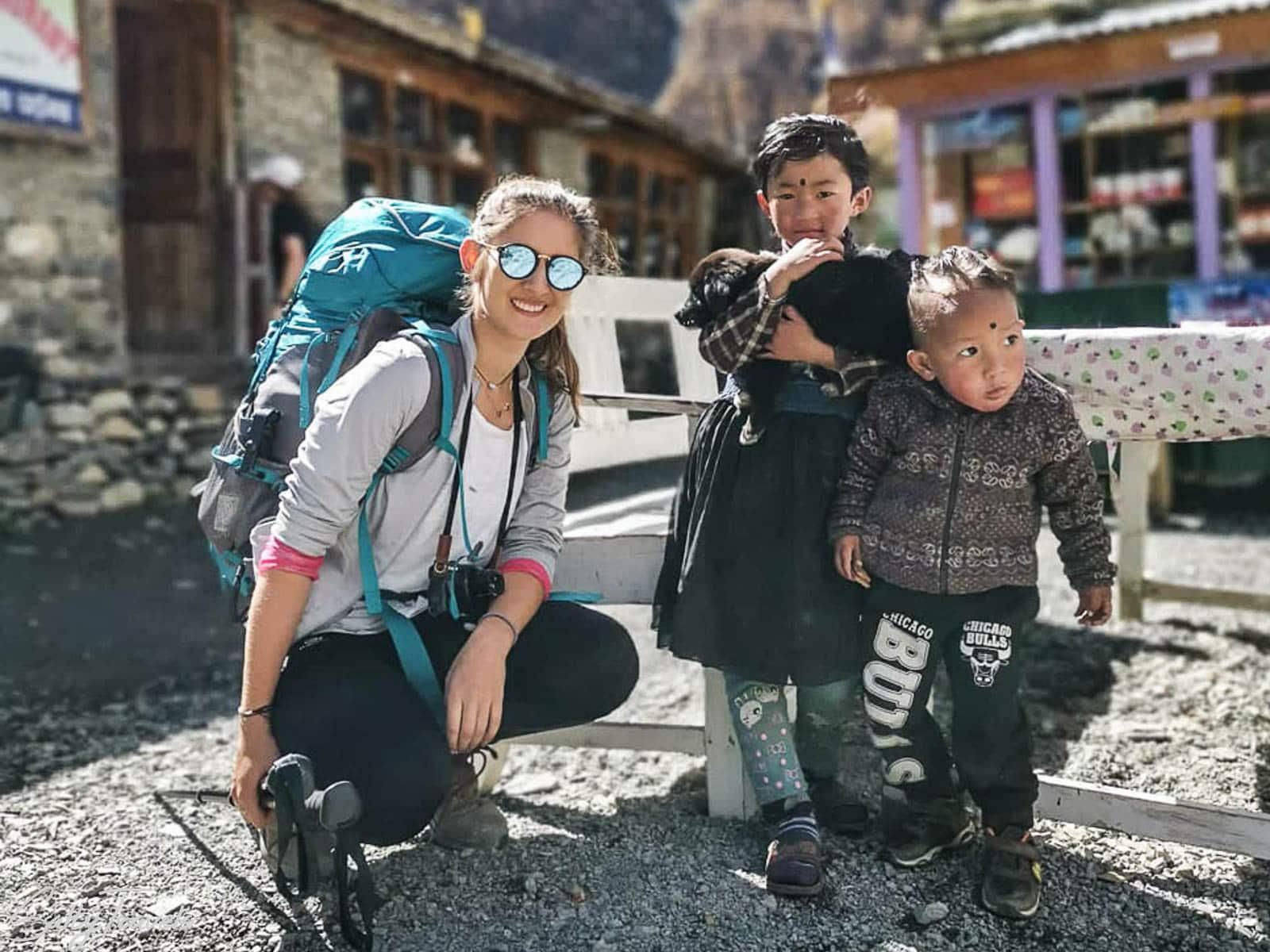 Nepal - Salty Travels