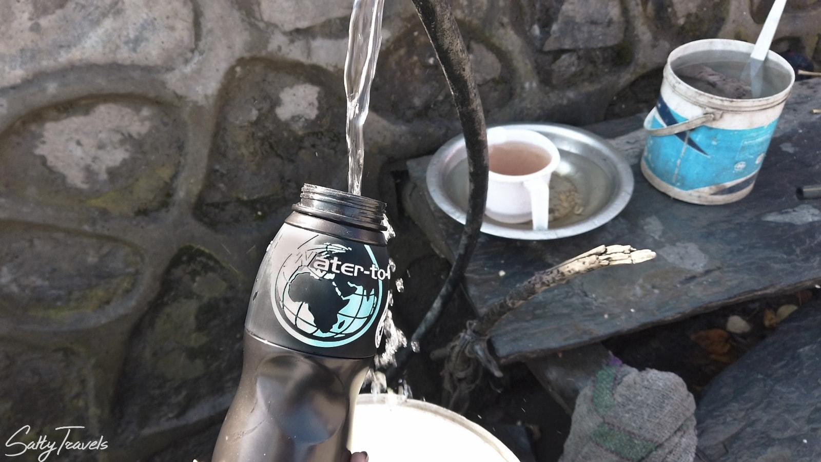 Butelka Water-to-Go Nepal